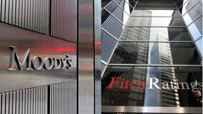 Bancos fragilizados com descida do rating da Moody´s e da Fitch